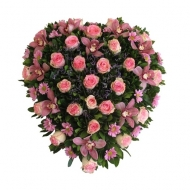 "Corazón de Rosas ""Dulzura Rosa"""